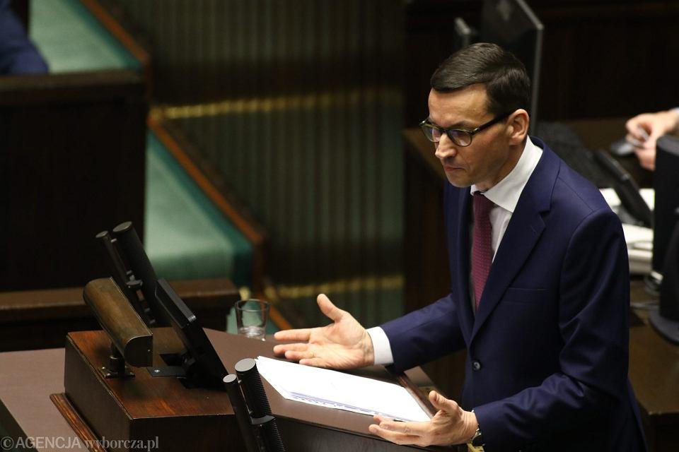 54 Posiedzenie Sejmu VIII Kadencji