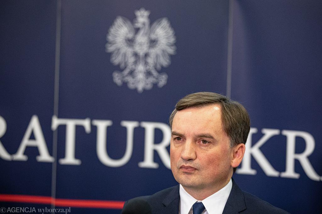 Prokurator Generalny Zbigniew Ziobro skierował do Sądu Najwyższego kasację od wyroku w sprawie rodziny znęcającej się nad trójką dzieci