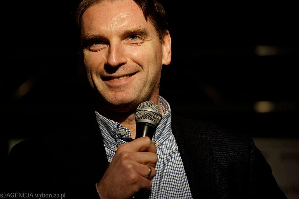 Tomasz Lis we Wrocławiu
