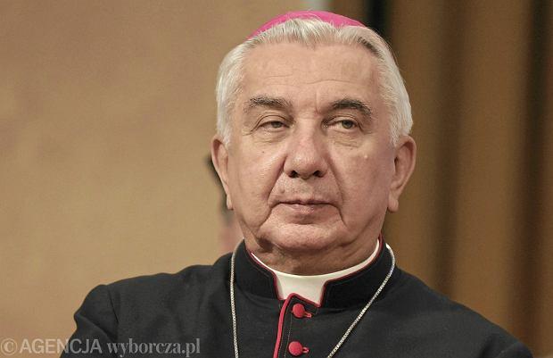 Wojciech Ziemba. Arcybiskup metropolita warmiński (2006-16)