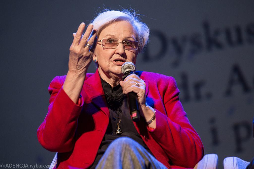 Wybory prezydenckie 2020. Prof. Ewa Łętowska komentuje uchwałę Państwowej Komisji Wyborczej