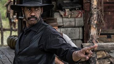"""Denzel Washington w """"Siedmiu wspaniałych"""""""
