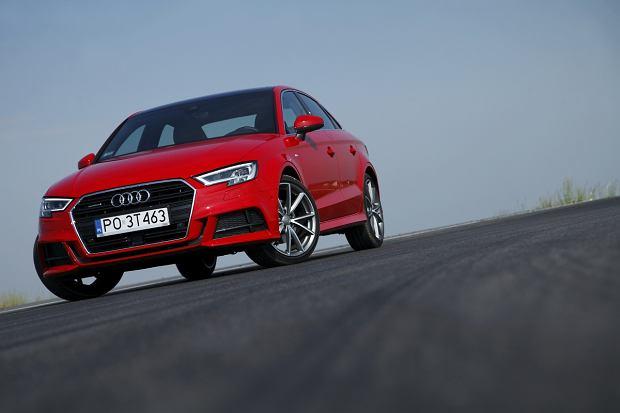 Audi A3 Limousine 2.0 TDI quattro   Test miesiąca cz. 1   Nadwozie i wnętrze