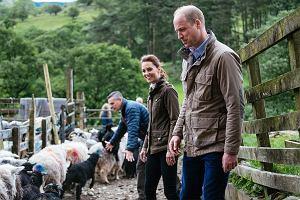 Księżna Kate i książę William pod ostrzałem obrońców praw zwierząt