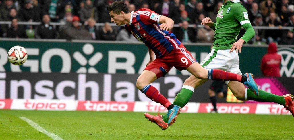 Werder Brema - Bayern Monachium