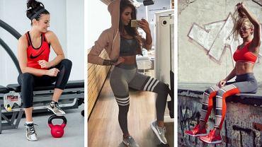 Jeżeli zastanawiasz się, w co ubrać się na trening - zobacz, co noszą największe gwiazdy fitness!