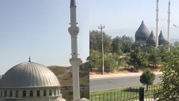 Z kilku meczetów w Izmirze zamiast wezwania do modlitwy wybrzmiała piosenka 'Bella Ciao'.