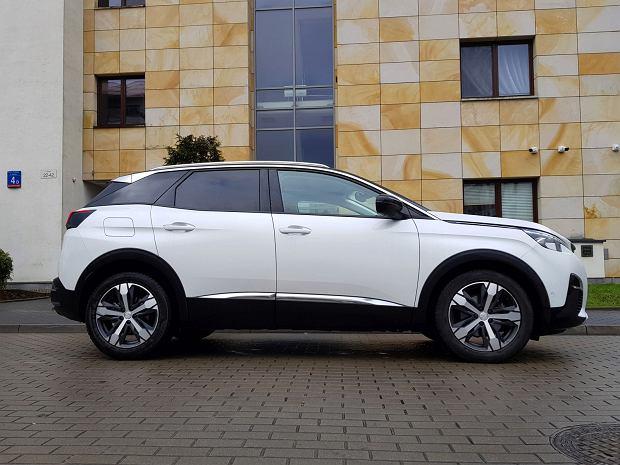 Peugeot 3008 2.0 BlueHDi