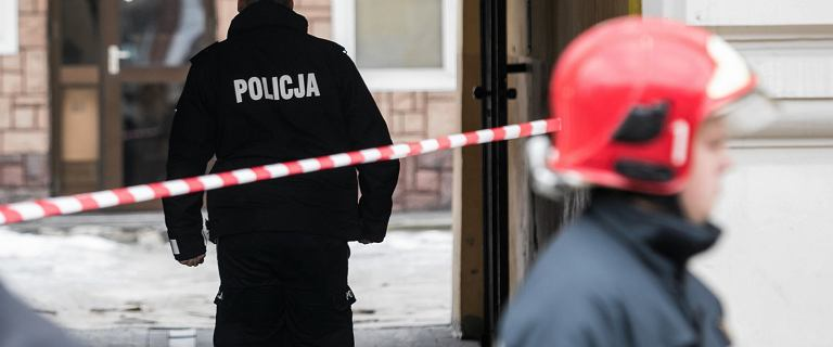 Koszalin. Naga kobieta wypadła z okna kamienicy w centrum miasta