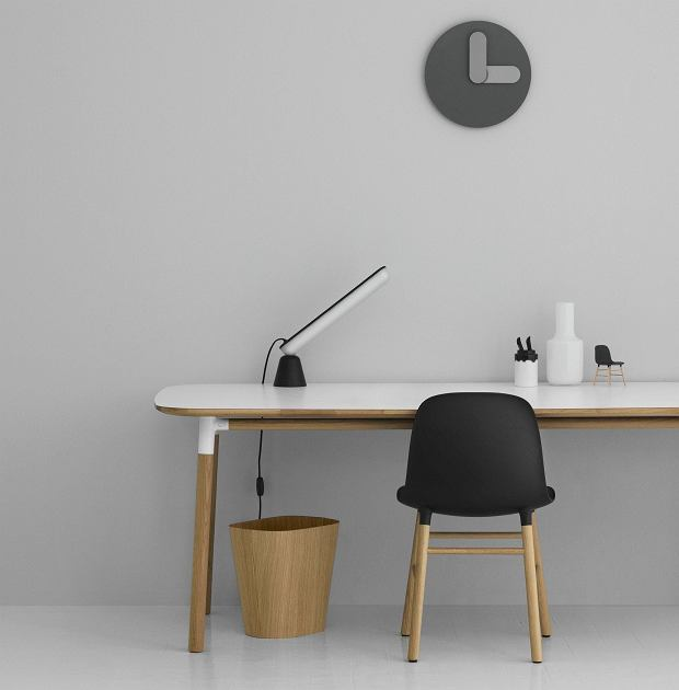 Oryginalna lampka na biurko