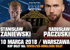 Zaniewski kontra Paczuski w walce wieczoru na FEN 20!