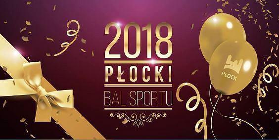 Zaproszenie na Płocki Bal Sportu