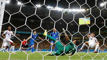 Bohater meczu Kostaryka - Grecja Keylor Navas