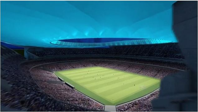 Nowy stadion Atletico