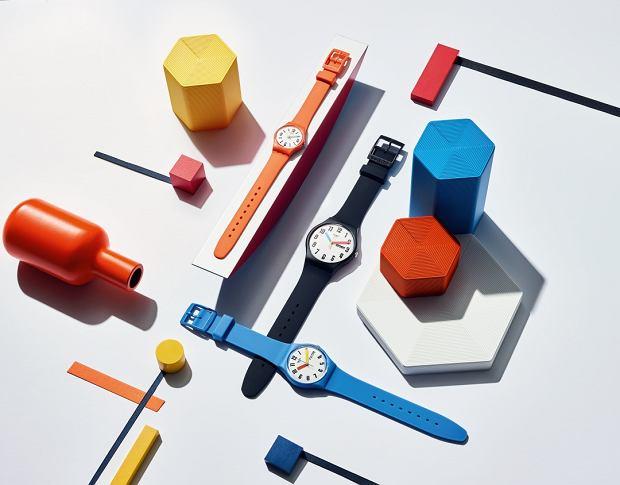 Swatch Bauhaus