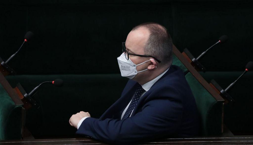 Adam Bodnar 21 maja 2021 roku po raz ostatni przemawiał w Sejmie jako Rzecznik Praw Obywatelskich