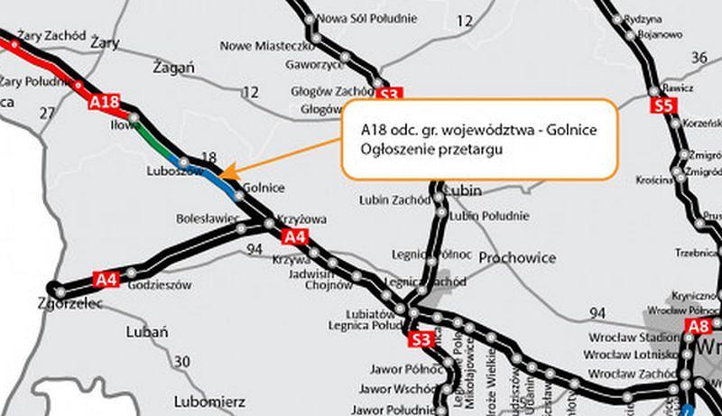 Autostrada A18