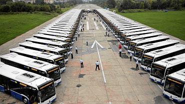 Nowe autobusy