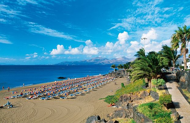 Wyspy Kanaryjskie, Lanzarote
