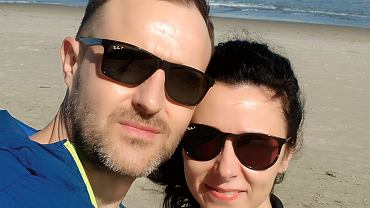 Robert Staśkiewicz i Katarzyna Owczarek