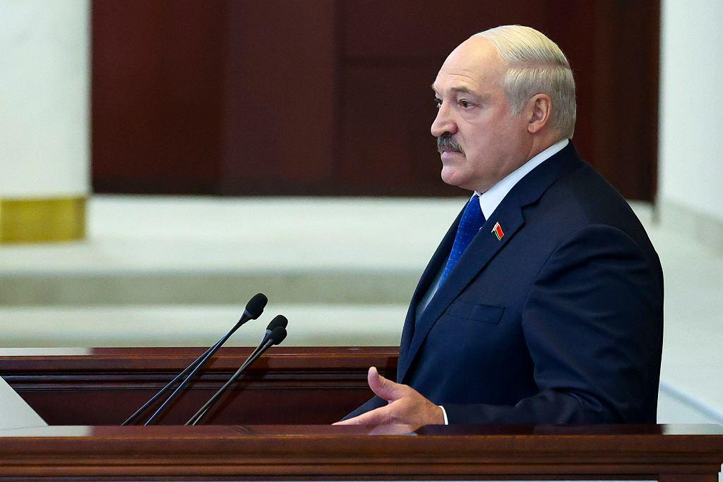 Alaksandr Łukaszenko, prezydent Białorusi