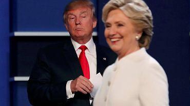 Debata Trump-Clinton