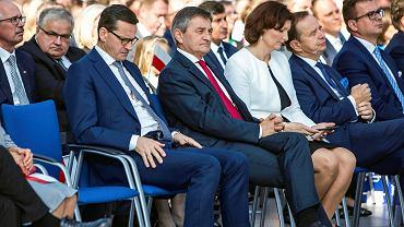 W konwencji PiS na Podkarpaciu wziął także udział premier Mateusz Morawiecki