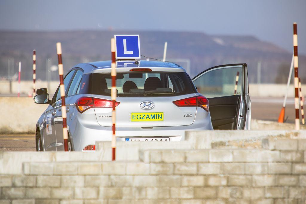 Wojewódzki Ośrodek Ruchu Drogowego Egzamin na prawo jazdy