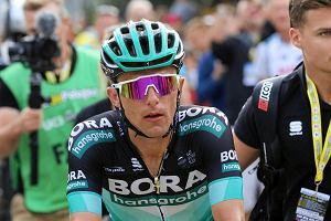 Rafał Majka obronił miejsce na podium w Tirreno-Adriatico