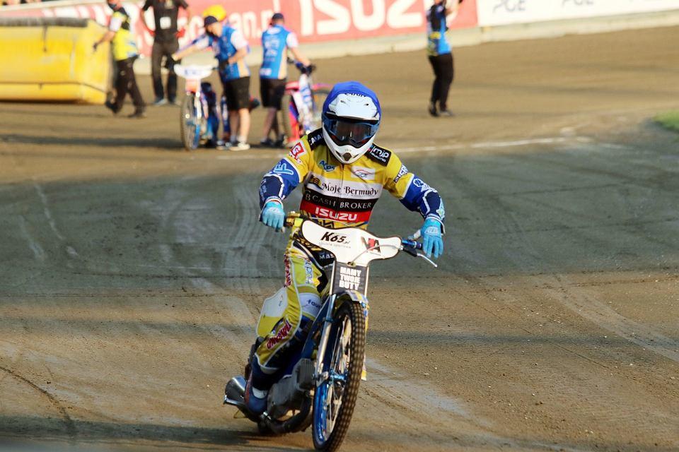 Zdjęcie numer 12 w galerii - Rafał Karczmarz: Dzięki startom w niższej lidze czuję się znacznie pewniej na motocyklu