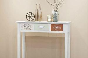 Stolik konsola - jak wygląda i do którego pomieszczenia pasuje? Wybraliśmy najładniejsze modele