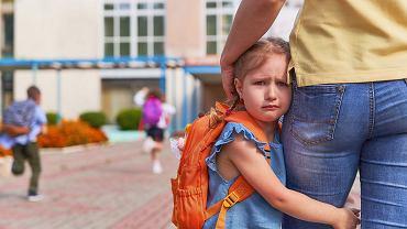 Adaptacja ma miejsce wtedy, kiedy już 'na serio' chodzi się do przedszkola