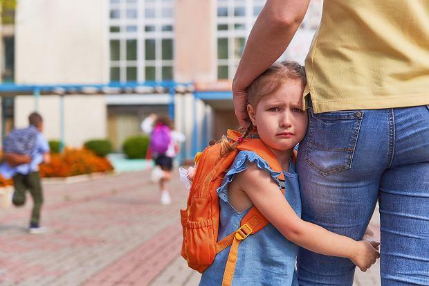 Pierwsze dni w przedszkolu. Psycholog: Nie malowałabym zbyt różowego obrazu. W przedszkolu nie zawsze jest miło
