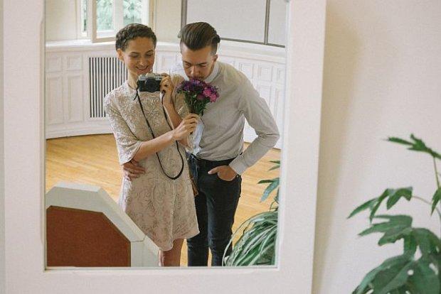 Liisa I Henno już jako małżeństwo.