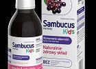Syrop z czarnego bzu Sambucus Kids. Naturalny trening odporności.