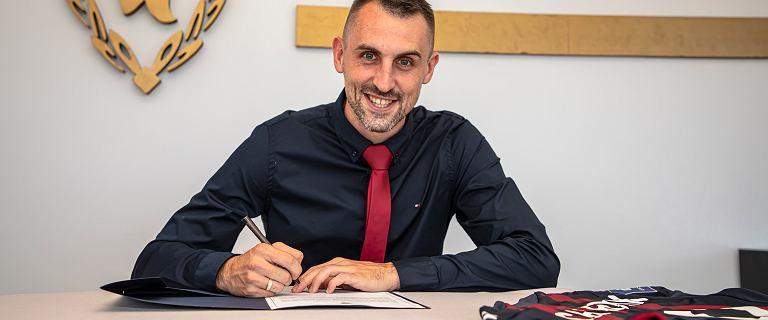 Michał Kucharczyk wraca do Polski! Podpisał trzyletni kontrakt