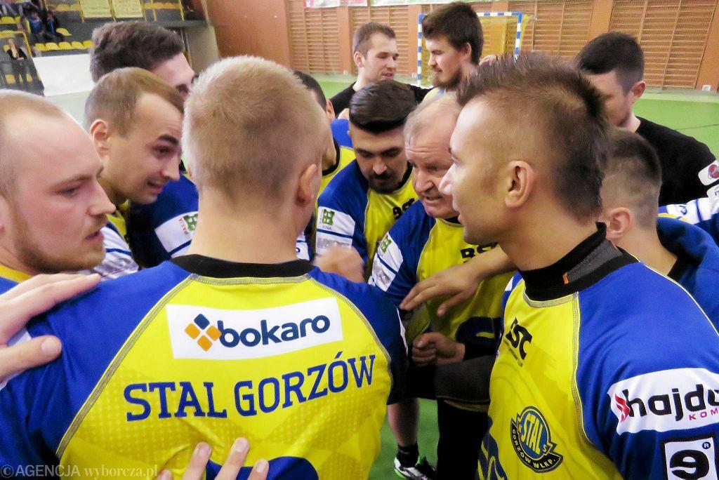 Druga liga piłkarzy ręcznych: Stal Gorzów - Gwardia Koszalin 33:21 (18:9)