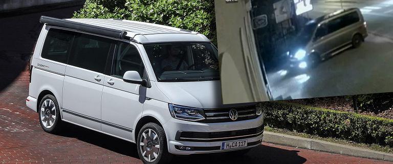 Kamper ministra skradziony! Plaga kradzieży Volkswagenów California nie oszczędza nikogo [WIDEO]