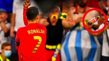 Ronaldo i Coca Cola CD
