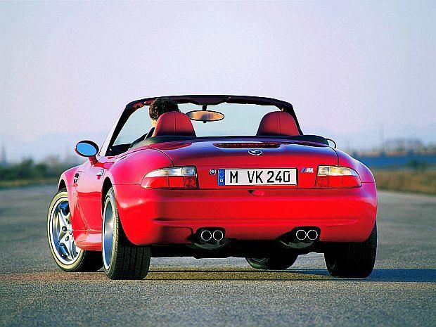 Produkcja Roadstera rozpoczęła się w 1997 roku
