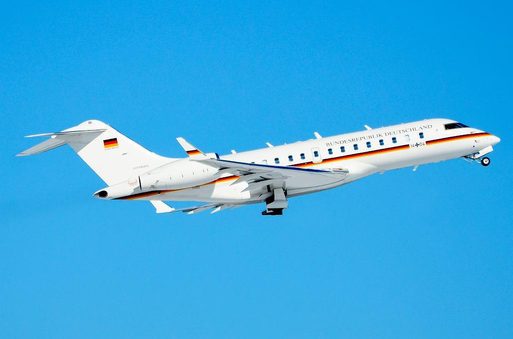 German Air Force Germany Bombardier Global 5000