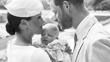 Meghan Markle, książę Harry, Archie