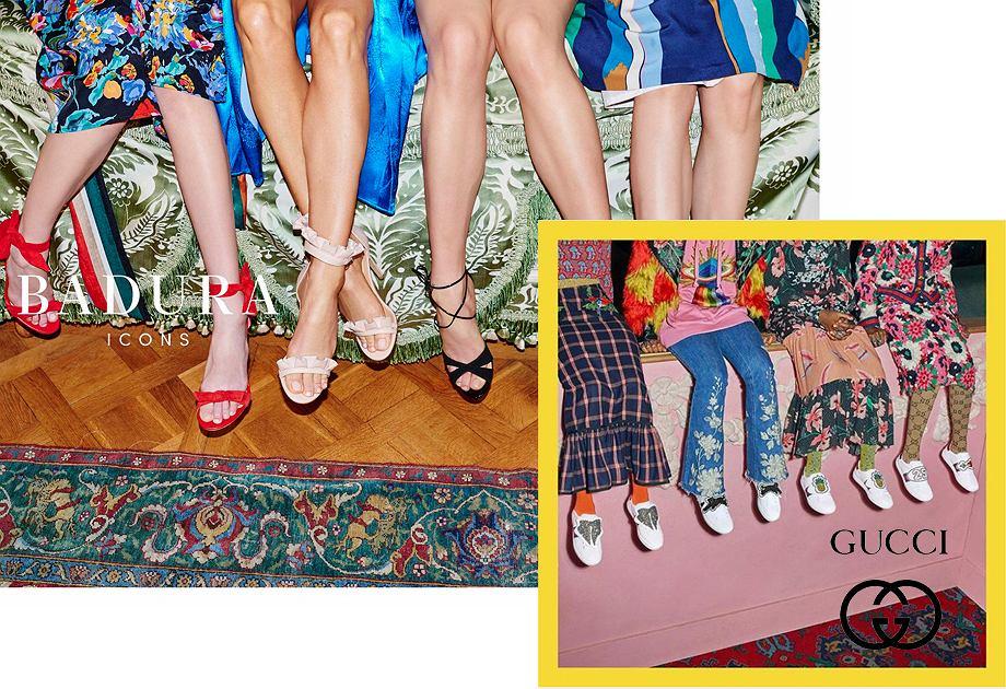 Kampania Badura Icons / Kampania Gucci