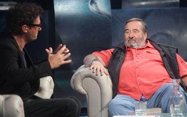 Kuba Wojewódzki i Krzysztof Kowalewski