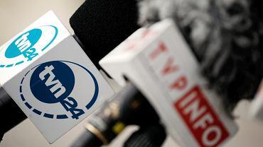 Krajowa Rada Radiofonii i Telewizji nie ma prawa nie przedłużyć koncesji TVN 24