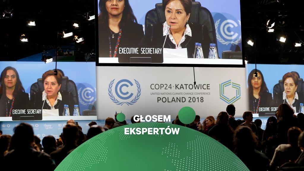 Szczyt klimatyczny COP 24 w Katowicach w 2018 roku
