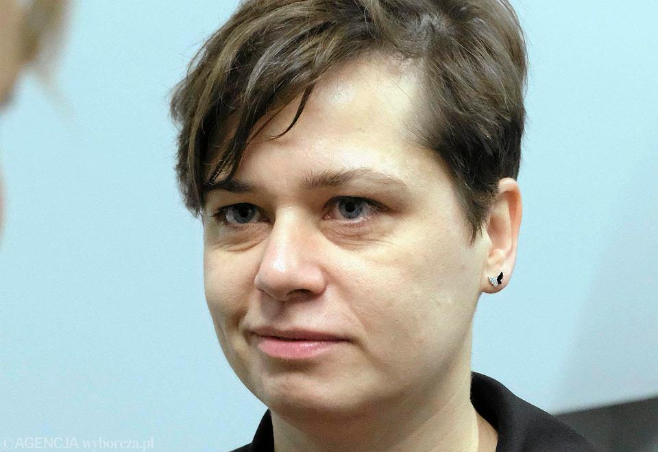 Prokurator Agnieszka Nowicka