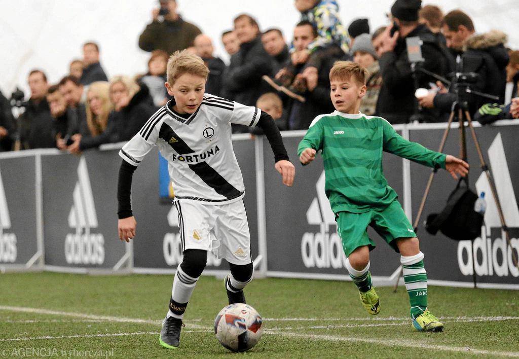 Legia Cup. Młodzi z Ajaxu okazali się najlepsi