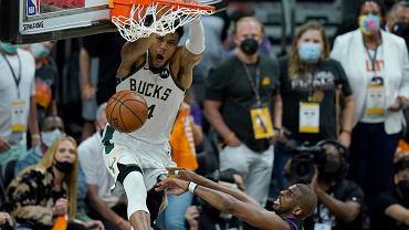Ależ zwrot akcji w finale NBA! Nieprawdopodobny mecz. Drugie mistrzostwo w historii o krok