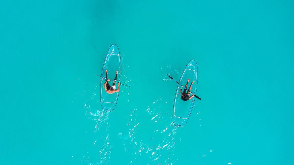 Sporty wodne, których warto spróbować